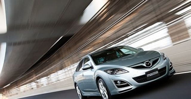 2013 Mazda 6 2.0 尊貴型  第1張相片