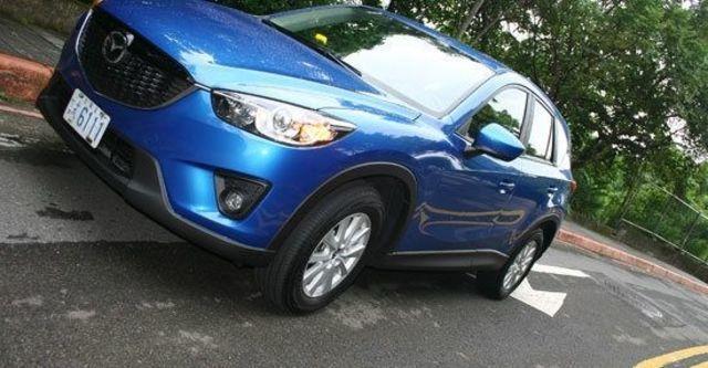 2013 Mazda CX-5 2.0  第1張相片