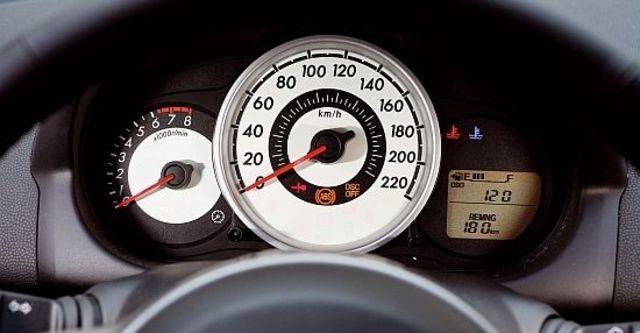 2012 Mazda 2 1.5 尊貴型  第9張相片