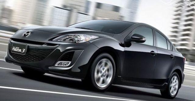2012 Mazda 3 4D 1.6 尊貴型  第1張相片