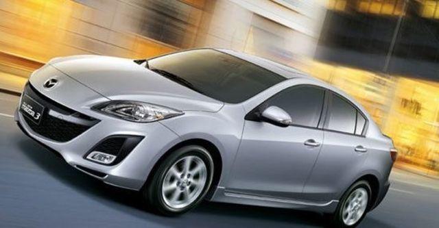 2012 Mazda 3 4D 1.6 尊貴型  第2張相片