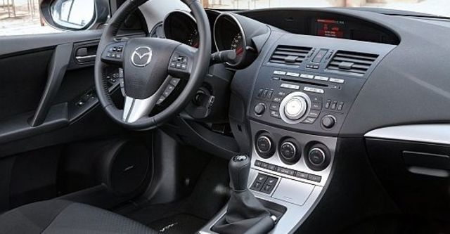 2012 Mazda 3 4D 1.6 尊貴型  第6張相片