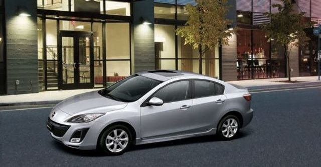 2012 Mazda 3 4D 1.6 頂級型  第1張相片