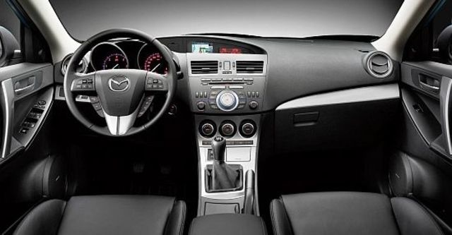 2012 Mazda 3 4D 1.6 頂級型  第6張相片