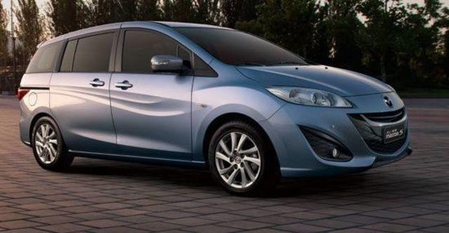 2012 Mazda 5 七人座豪華型  第1張相片