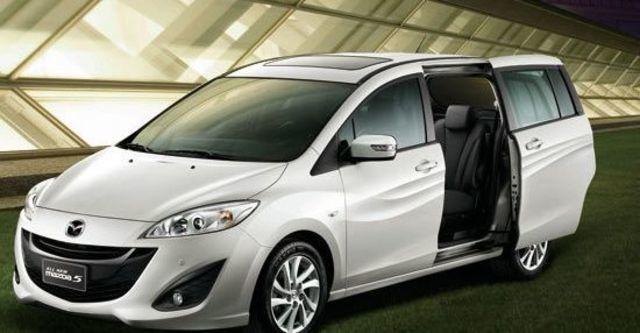 2012 Mazda 5 七人座豪華型  第4張相片