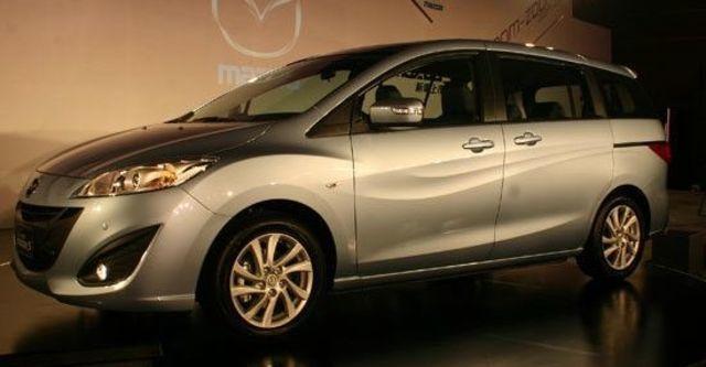 2012 Mazda 5 七人座頂級型  第1張相片