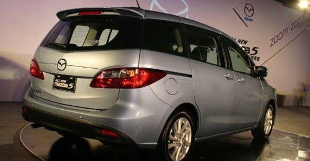 2012 Mazda 5 七人座頂級型  第3張相片