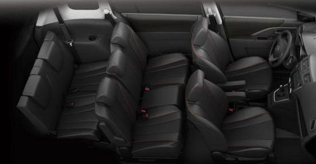 2012 Mazda 5 七人座頂級型  第9張相片