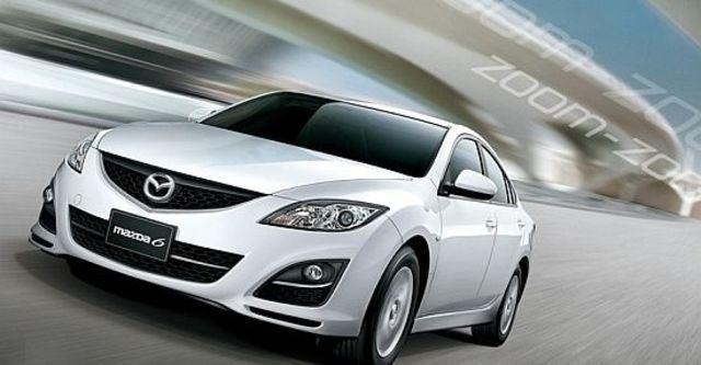 2012 Mazda 6 2.0 頂級型  第1張相片