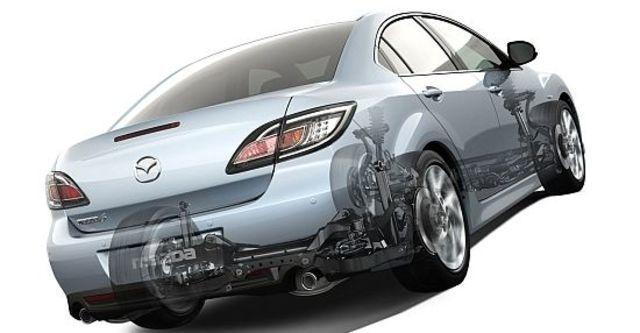 2012 Mazda 6 2.0 頂級型  第3張相片