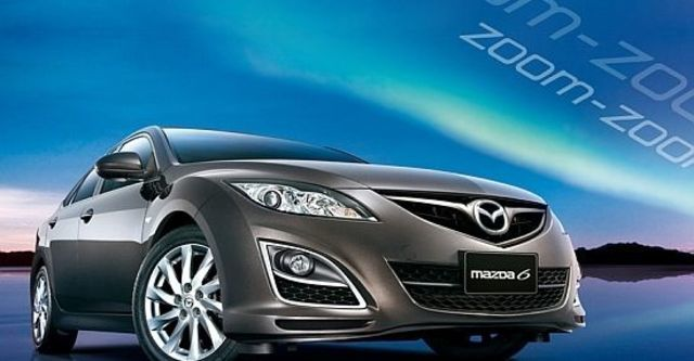 2012 Mazda 6 2.5S  第2張相片