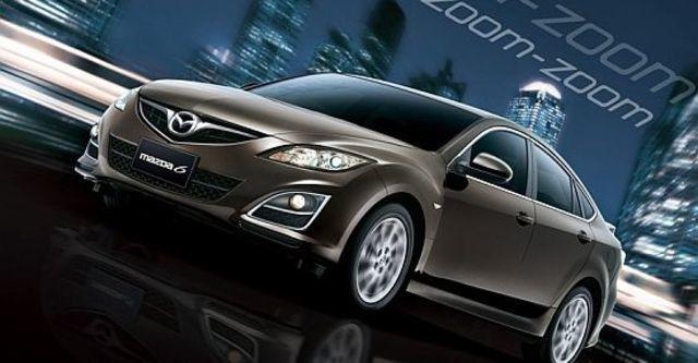 2012 Mazda 6 2.5S  第3張相片