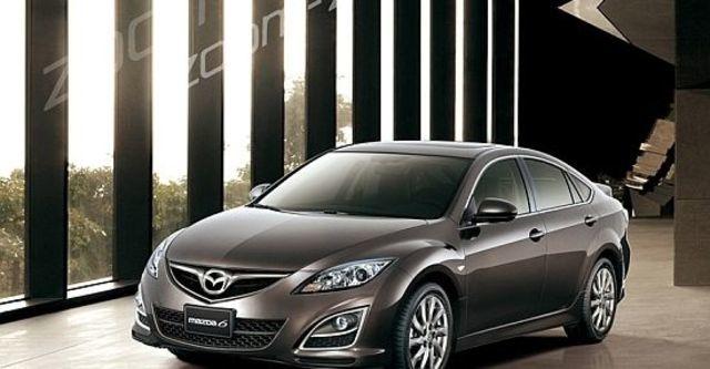 2012 Mazda 6 2.5S  第4張相片