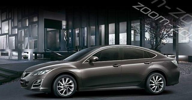 2012 Mazda 6 2.5S  第5張相片