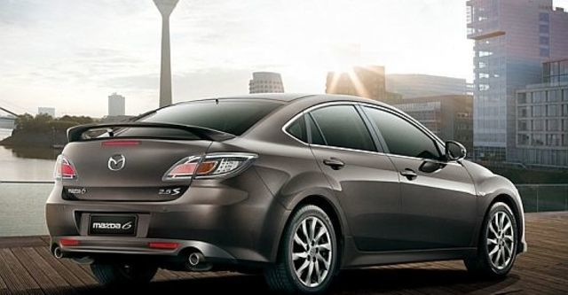 2012 Mazda 6 2.5S  第6張相片