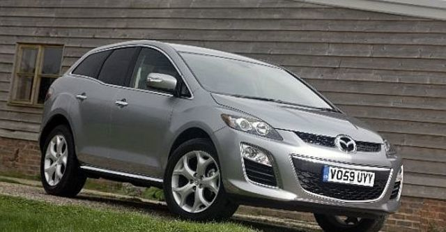 2012 Mazda CX-7 2.3 Turbo  第2張相片
