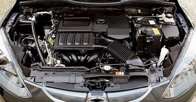 2011 Mazda 2 1.5 Sport  第8張相片