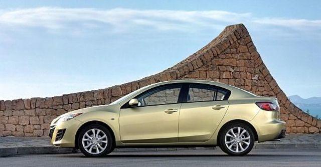 2011 Mazda 3 4D 1.6 頂級型  第4張相片