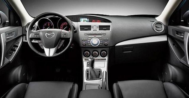 2011 Mazda 3 4D 1.6 頂級型  第6張相片