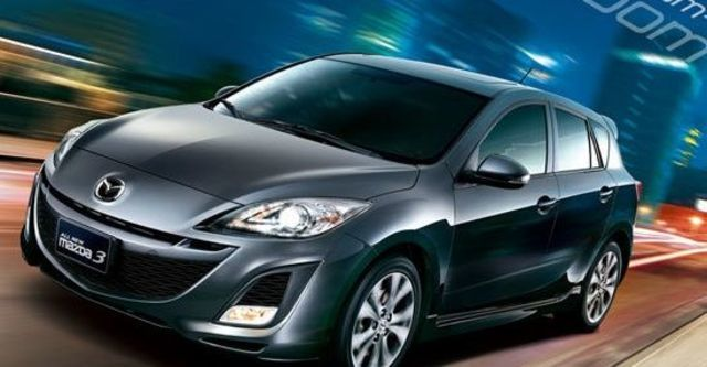 2011 Mazda 3 5D 1.6 尊貴型  第1張相片
