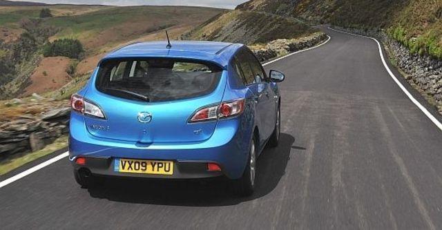 2011 Mazda 3 5D 1.6 尊貴型  第5張相片
