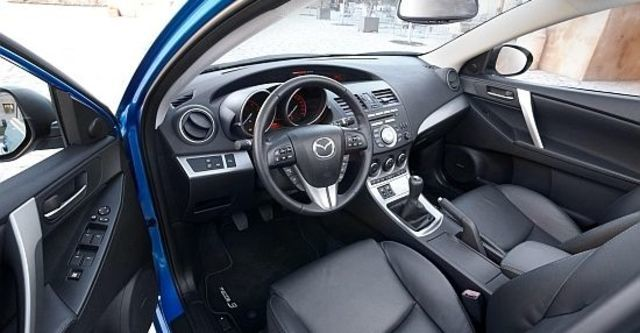 2011 Mazda 3 5D 1.6 尊貴型  第7張相片