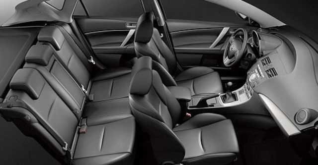 2011 Mazda 3 5D 1.6 尊貴型  第8張相片
