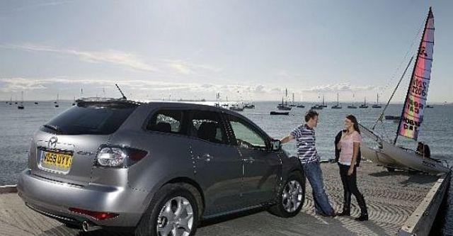 2011 Mazda CX-7 2.3 Turbo  第5張相片
