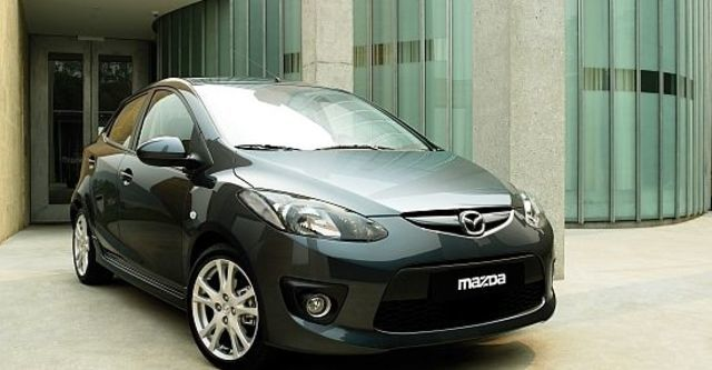 2010 Mazda 2 1.5 Sport  第2張相片