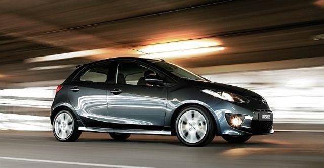 2010 Mazda 2 1.5 Sport  第5張相片