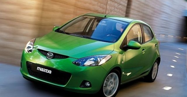 2010 Mazda 2 1.5 頂級型  第1張相片