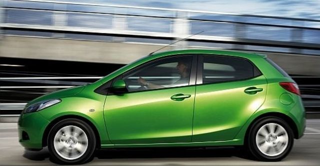 2010 Mazda 2 1.5 頂級型  第4張相片
