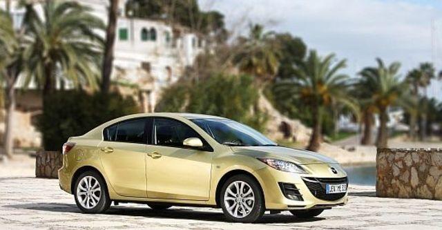 2010 Mazda 3 4D 1.6 尊貴型  第3張相片
