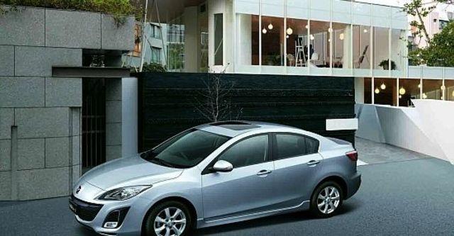 2010 Mazda 3 4D 2.0 頂級型  第3張相片