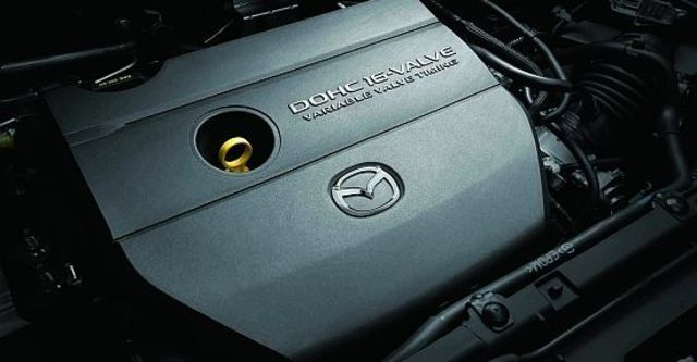 2010 Mazda 3 4D 2.0 頂級型  第4張相片