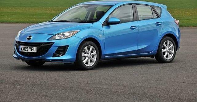 2010 Mazda 3 5D 1.6 尊貴型  第2張相片