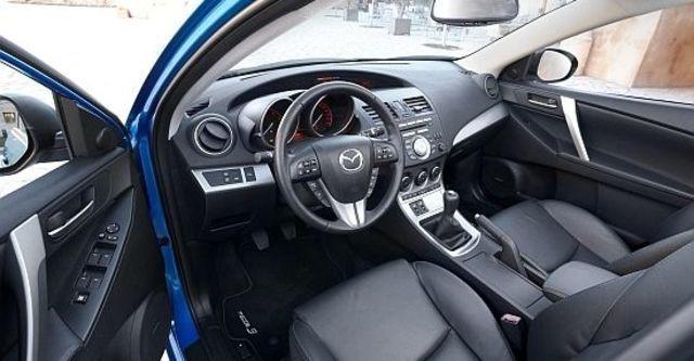 2010 Mazda 3 5D 1.6 尊貴型  第7張相片