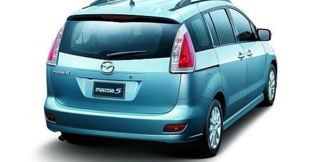 2010 Mazda 5 七人座尊貴型  第3張相片