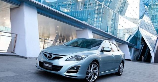 2010 Mazda 6 2.0 尊貴型  第3張相片