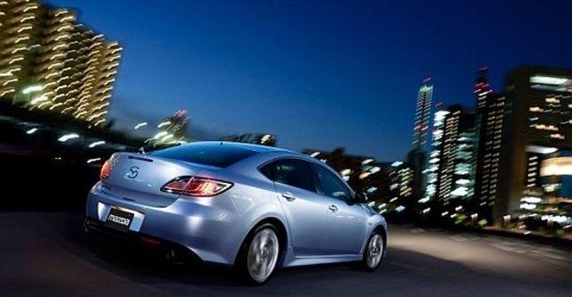 2010 Mazda 6 2.0 尊貴型  第4張相片
