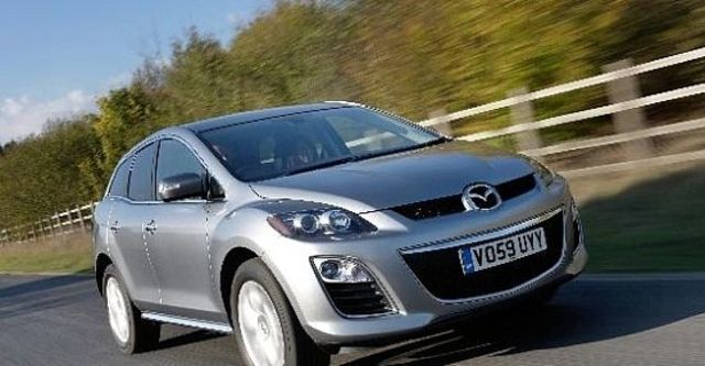 2010 Mazda CX-7 2.3 Turbo  第3張相片