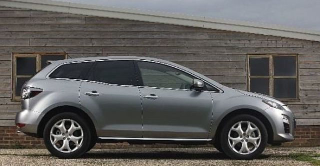 2010 Mazda CX-7 2.3 Turbo  第4張相片