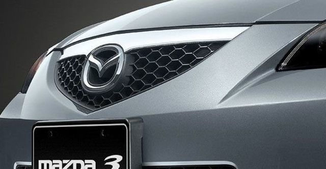 2009 Mazda 3 1.6 尊貴型  第3張相片