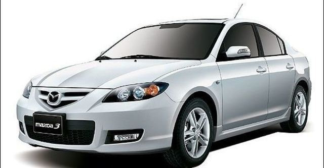 2009 Mazda 3 2.0 Sport 性能版  第1張相片