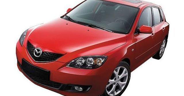 2009 Mazda 3 Sport  第1張相片