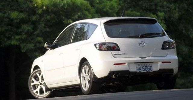 2009 Mazda 3 Sport  第13張相片
