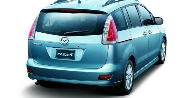 2009 Mazda 5 2.0尊榮型五人座  第3張相片