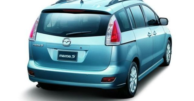 2009 Mazda 5 2.0尊貴型七人座  第1張相片