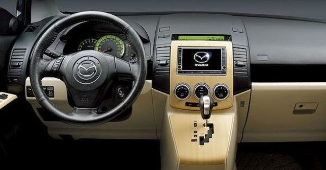 2009 Mazda 5 2.0豪華型七人座  第5張相片